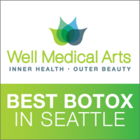 At Well Medical Arts in Seattle. We offer the Best Botox in Seattle with the most experienced injector.