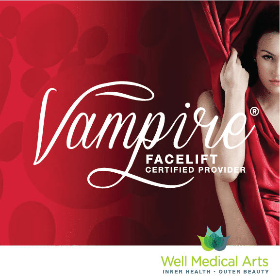 Experience the journey to a younger you with the hottest anti-aging combination therapy treatment available, the Vampire Facelift in Seattle.