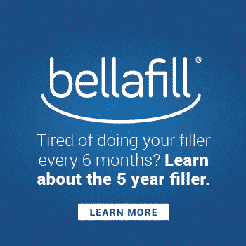 Tired of re doing your dermal filler every 6 months. Learn about the 5 year filler, Bellafill. Well Medical Arts is a top 1% in the nation Bellafill clinic. Call 206-935-5689 to schedule your consultation with the best injector in Seattle and certified Belladiamond top 1% in the nation Bellafill provider Dominique Well at Well Medical Arts.