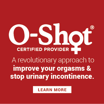 The o shot is a revolutionary approach to improving orgasms and stopping urinary incontinence. Call 206-935-5689 to schedule your consultation with the best injector in Seattle at Well Medical Arts.