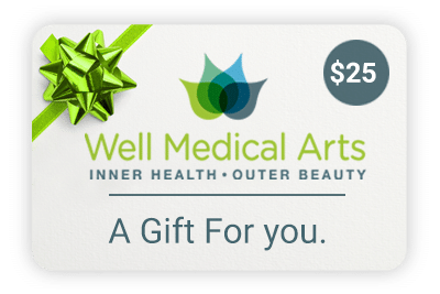 Claim a $25 gift card toward your next Bellafill Treatment in Seattle at Well Medical Arts.