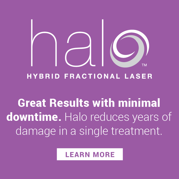 Restore your youthful glow with the Halo Hybrid Fractional Resurfacing treatment at Well Medical Arts. Learn more at Halo – The World's First Hybrid Fractional Laser