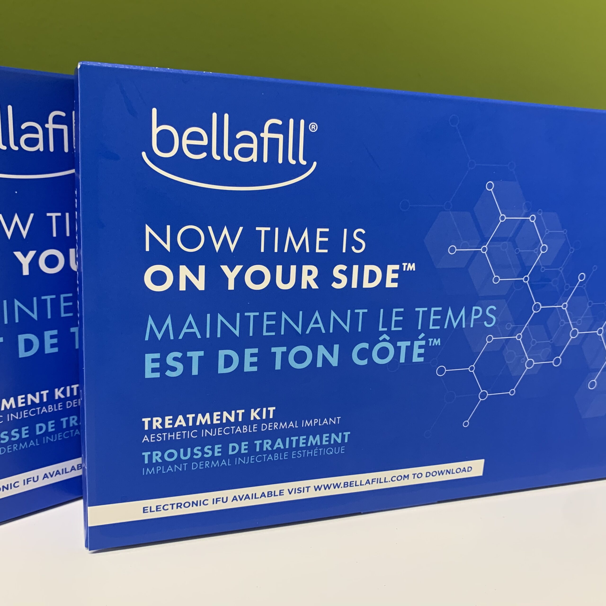 Save on Bellafill treatment kits. Bellafill is the longest lasting dermal filler available.
