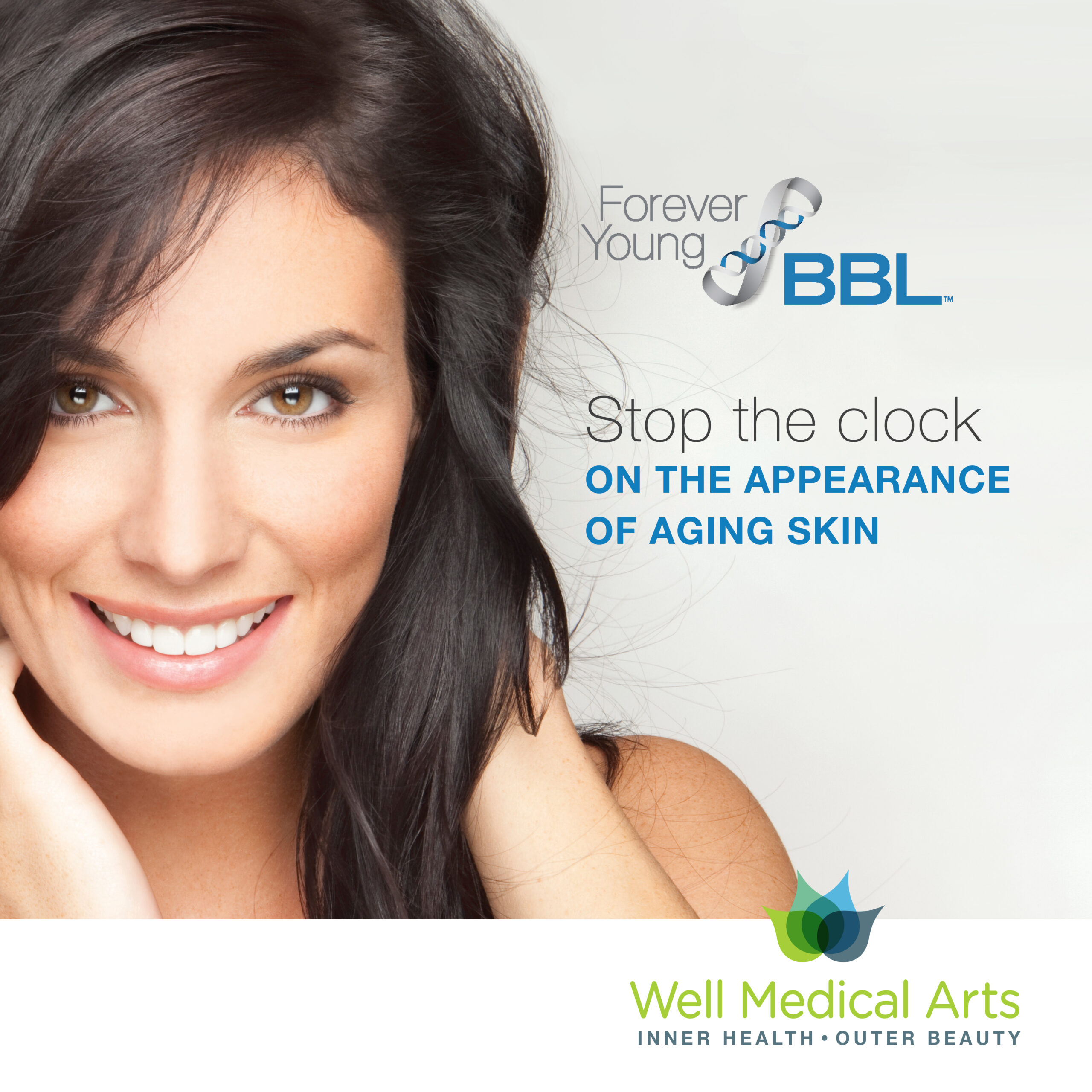Treat Summer Sun Spots TheForever Young BBL(broadband Light)treatment is an innovative technology that uniquely delivers light therapy targeting the signs of aging and sun damage and effectively provides a more refreshed, rejuvenated and youthful appearance. At Well Medical Arts we have a combined experience of 30 Years treating sun damage and would love to take care of you. Call 206-935-5689 or visit us at http://wellmedicalarts.com/bbl-broad-band-light/ to learn more.